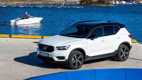 Inntil nå har Volvo kun tilbudt XC40 plugin hybrid i abonnementstjenesten Care by Volvo.