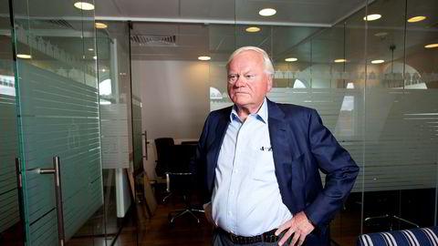 John Fredriksen, hovedeier i Seadrill.