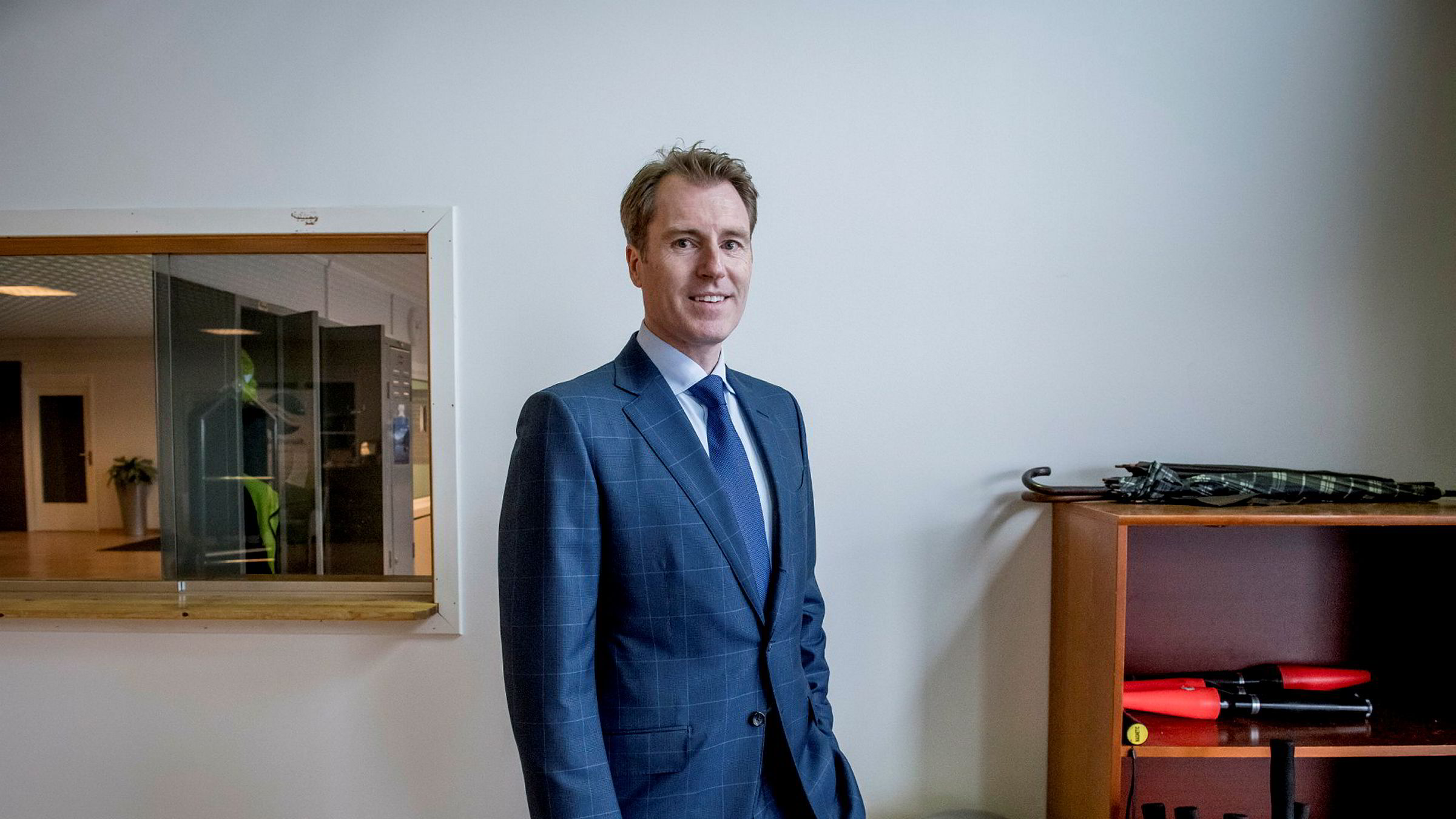 Paal Kibsgaard gikk av som konsernsjef i Schlumberger i august i fjor.