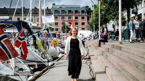 Astrid Bergmål, leder i Virke Reiseliv, mener at Norwegian og SAS må skjerpe seg.