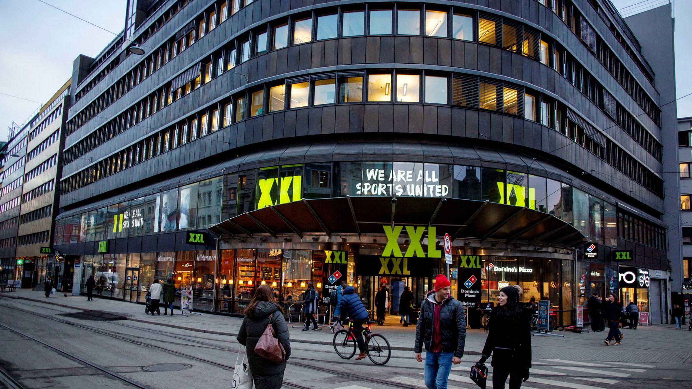Folketrygdfondet, eller bare Trygda som det kalles i aksjemarkedet, har dumpet XXL.