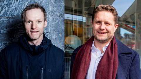 Ketil Skorstad og Kristian Lundkvist er største eiere i Arcane Crypto.