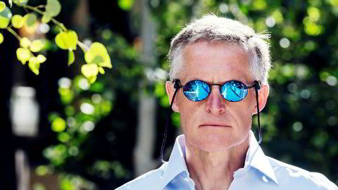 Den norske hedgefondsjefen Ole Andreas Halvorsen kan ha tjent enorme summer i Amazon og Netflix.