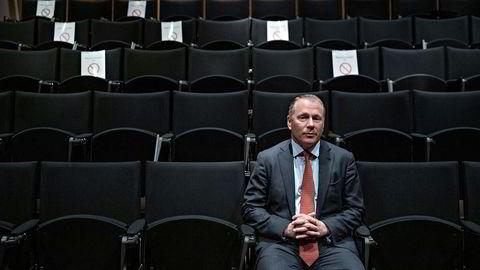 Påtroppende oljefondssjef Nicolai Tangen må ikke betale inntektsskatt til Norge på han penger han tjente mens han jobbet og bodde i utlandet.