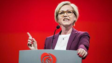 Den nyvalgte lederen Ingvild Kjerkol i Trøndelag Ap vil bygge en partikultur der man føler seg trygg, og hvor de som har posisjoner, oppfører seg ordentlig.