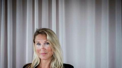 Sjefstrateg Erica Blomgren Dalstø i SEB mener stemningen i finansmarkedene er den viktigste driveren for kronekursen nå.