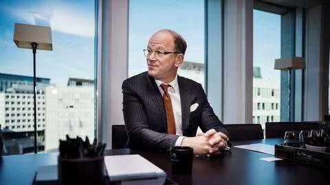 Administrerende direktør Mads Syversen i Arctic Securities tjente 20 millioner kroner i fjor.