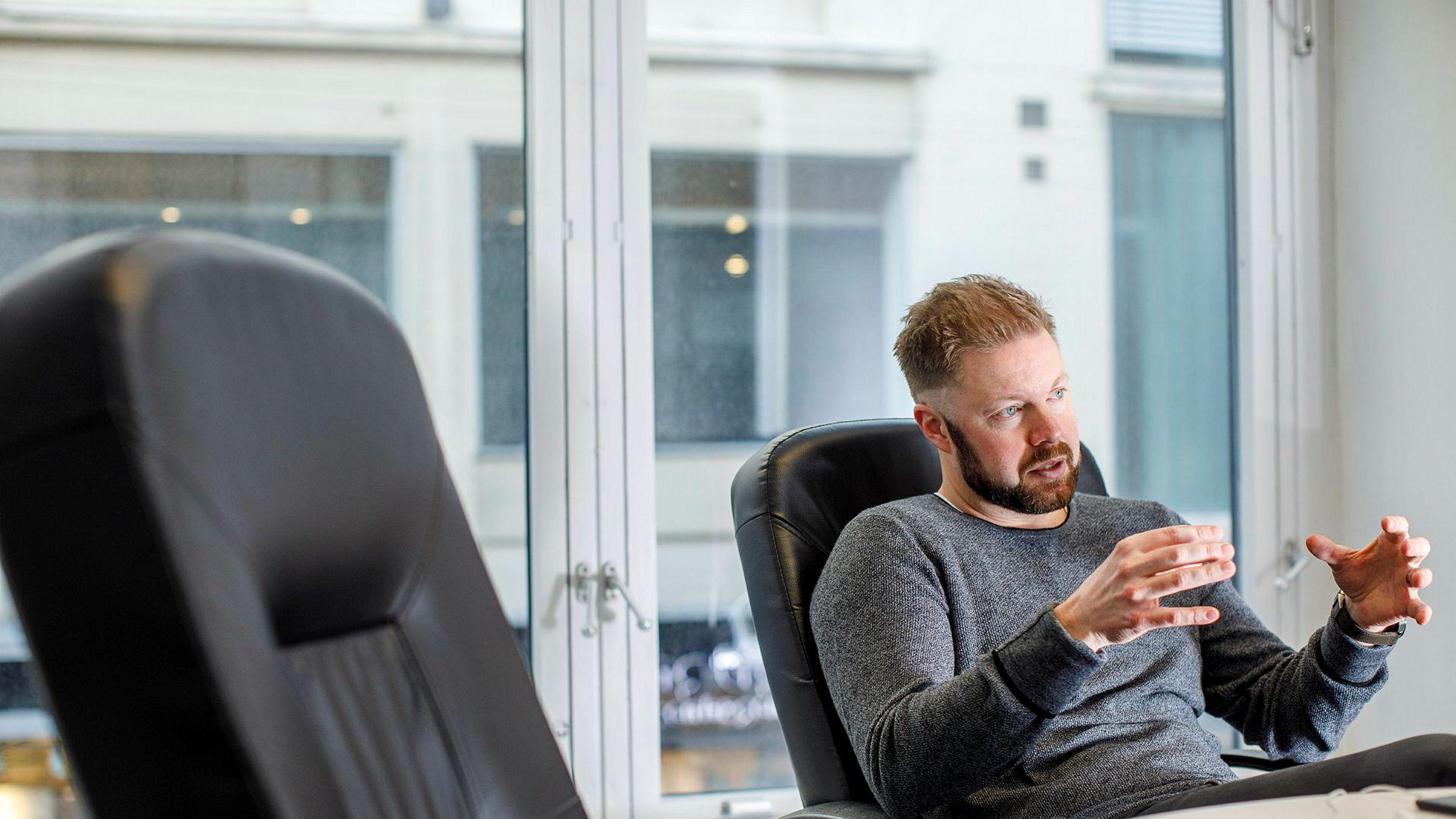 Even Aas-Eng slår sammen flere av sine virksomheter – i det som skal bli «det nye Schibsted».