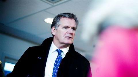 Investor Tor Olav Trøim er storeier og i styret i Borr Drilling, som han startet selv.