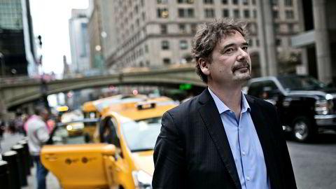 Opera-gründer Jon S. von Tetzchner taper penger på Vivaldi, nettleseren han satset på etter å ha gått ut av Opera.