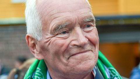 Bergens rikeste mann, Trond Mohn, topper både inntektslisten og skattelisten i 2018.