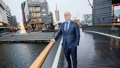 Bård Bjølgerud, administrerende direktør og partner i Pangea Property Partners, er særlig usikker på om forretningsmarkedet vil komme tilbake til gamle høyder for hotellene
