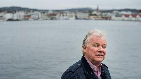 Sigurd Aase (67) har tapt flere hundre millioner kroner på olje, men fortsetter likevel å investere.