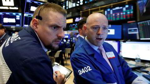 New York-børsen med ny oppgang onsdag og S&P 500-indeksen har nå steget 24 prosent siden 23. mars.
