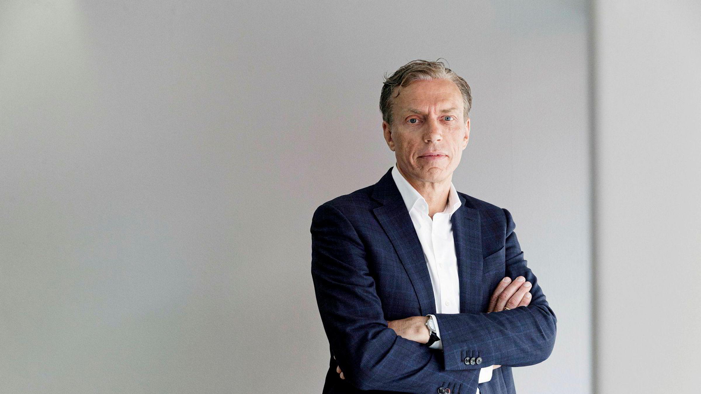 Rolv Erik Ryssdal, administrerende direktør i Adevinta.