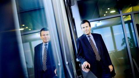 Dag Mejdell har vært nestleder i SAS-styret i ti år, men vil ikke si om han er aktuell til å ta over vervet som styreleder. SAS-pilotene i Norge krever en norsk styreleder.