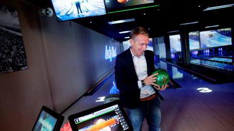 Planen om å utvikle en stor nordisk bowlingkjede er ikke forandret, ifølge daglig leder Rune Skandsen.