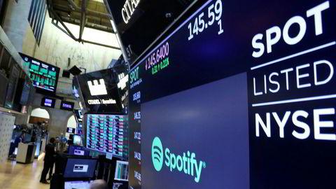 Etter markant nedgang på siste handelsdag forrige uke, har stemningen på Wall Street vært god på starten av denne uken.