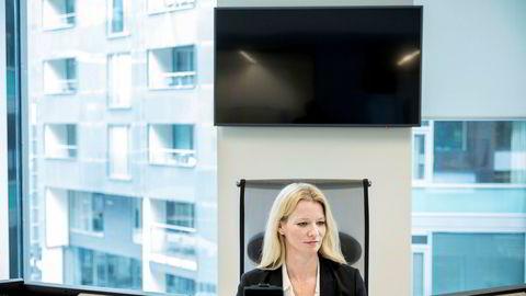 Sjeføkonom Kari Due-Andresen i Handelsbanken Capital Markets tror ikke norsk økonomi vil komme tilbake til gamle høyder med det første.