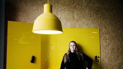 Konsernsjef Maria Aas-Eng i Red Media Consulting er fast bestemt på å vinne under Årets Byrå 8. mai.