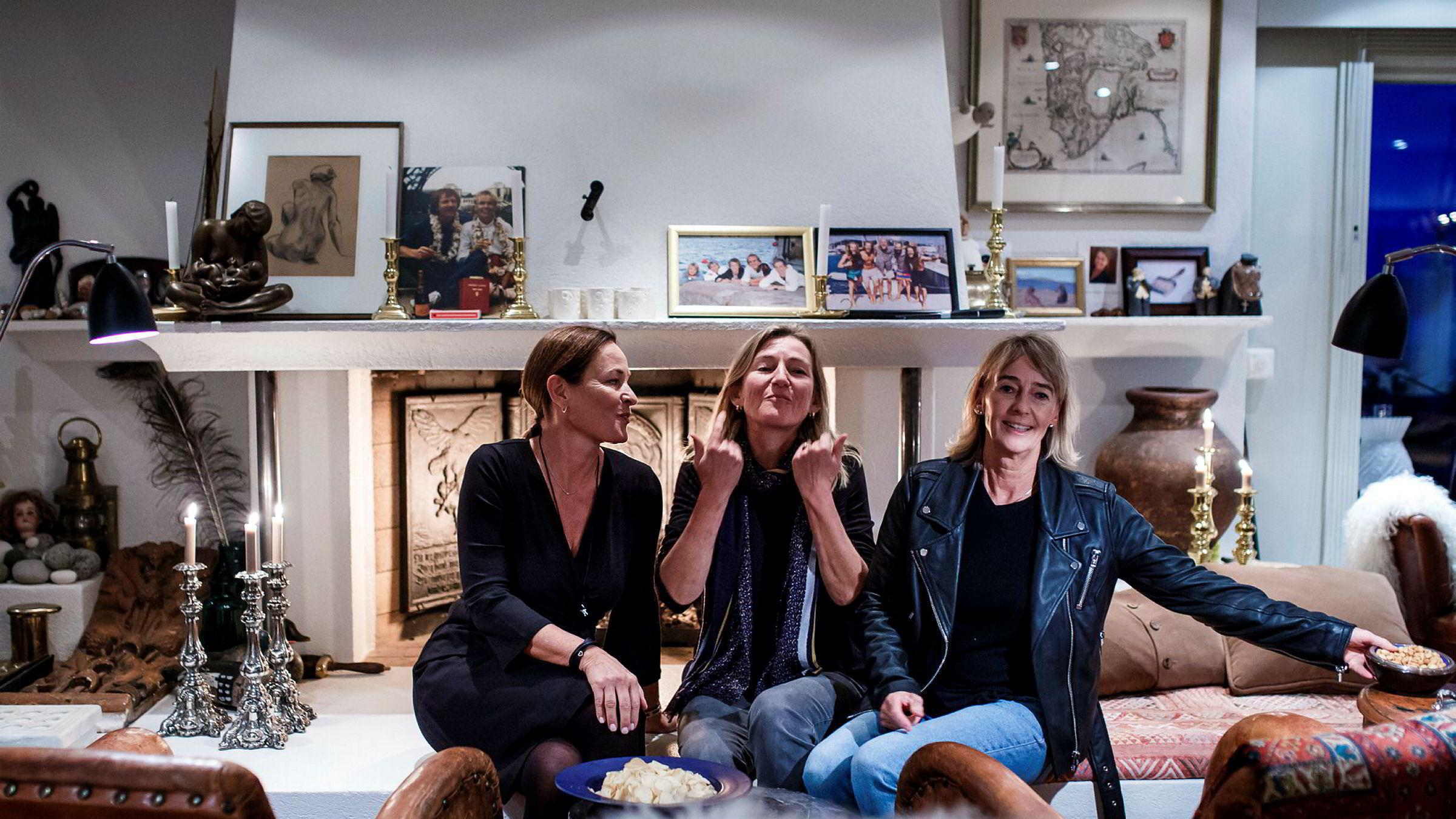 Restaurant-gründerne Gry Holm, Anne Kristi Koppang, Kristin Gjelseth gikk i minus i sitt felles investeringsselskap Drueklasen as i fjor.