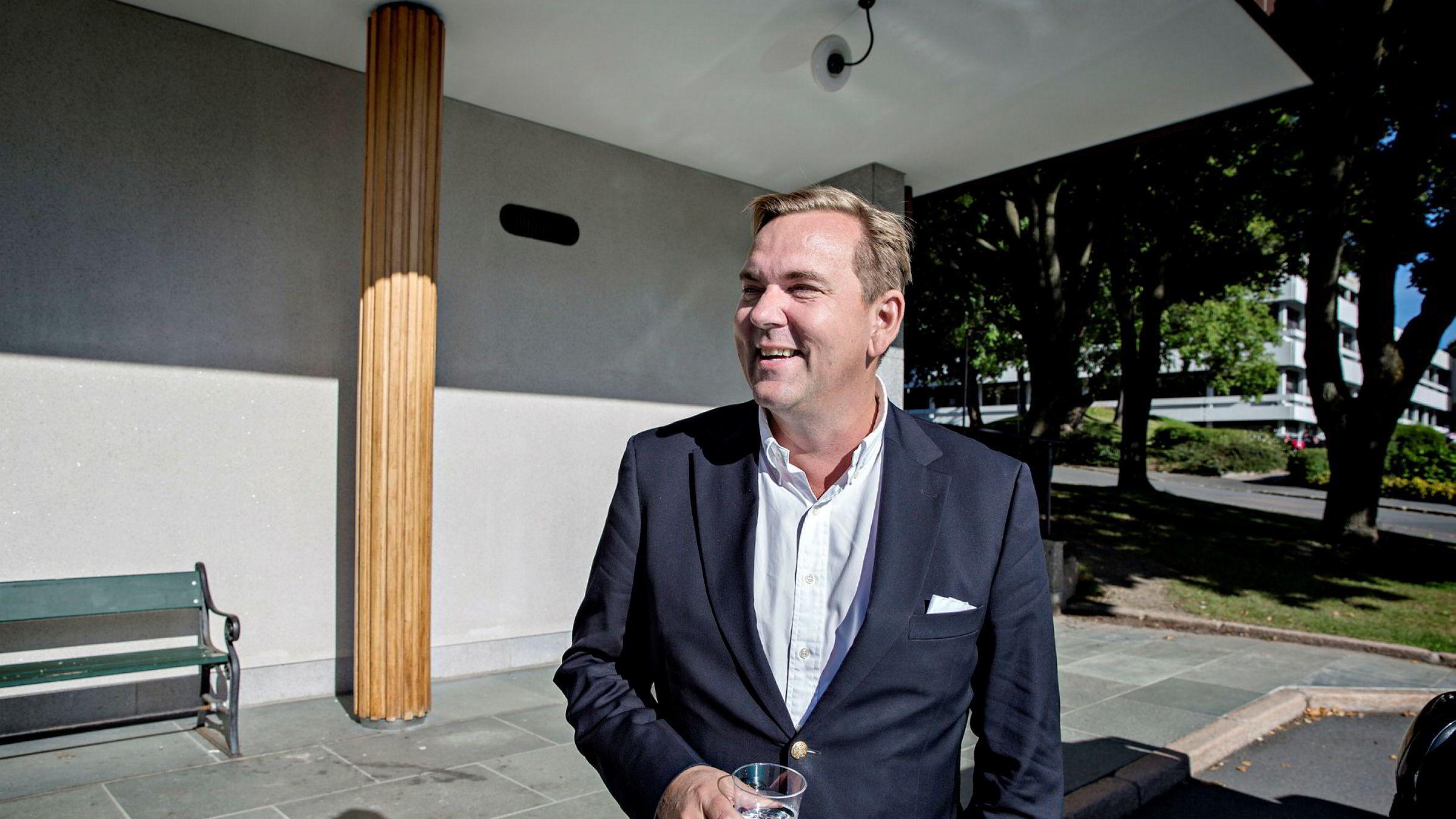 Lasse Kokvik har tenkt å vekke Radio 1 til live, som del av dab-tilbudet fra Bauer Media.