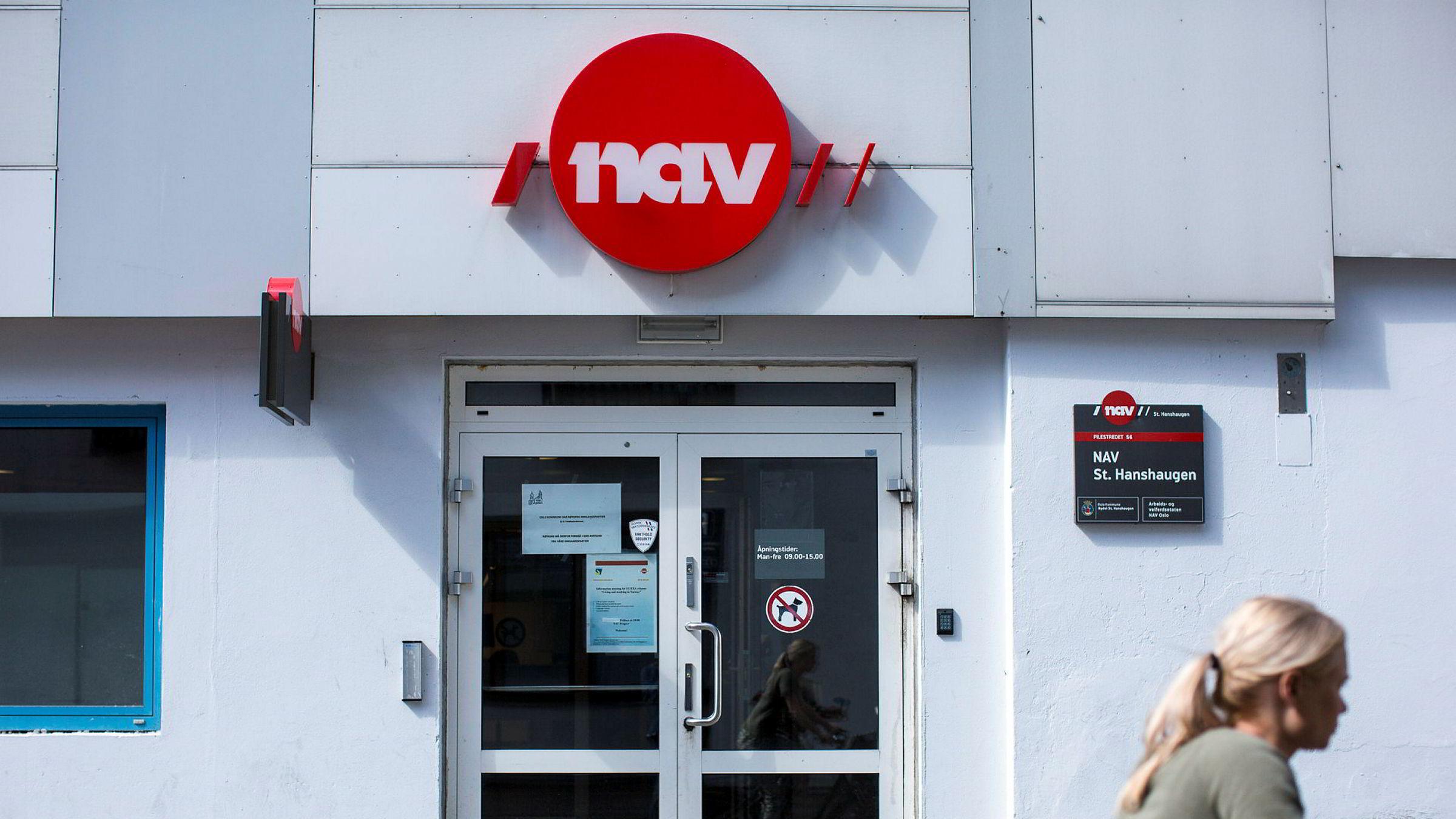 En norsk økonomiprofessor i USA foreslår et eget «jobbskattefradrag» til uføre som kommer tilbake til jobb.