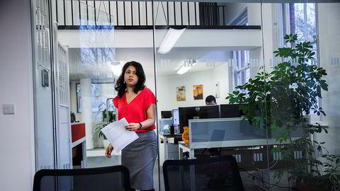 Sjefanalytiker Amrita Sen i Energy Aspects mener Opec har gjort det de kan med tanke på produksjonskutt.