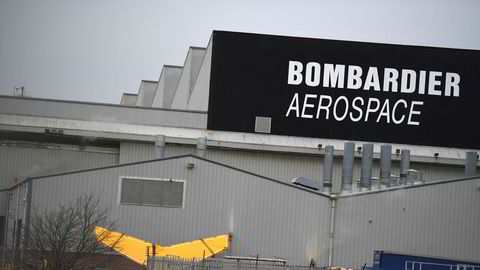 Bombardier vant over Boeing.