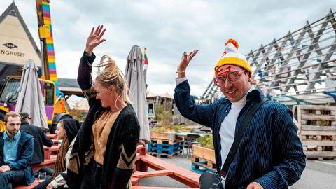Lørdag foregår første utgave av arrangementet «Dagfest – 30 år med norsk dansemusikk» på uteområdet Salt bak Akershus festning i Oslo. Gamle tørrfiskhesjer må til for å holde klubbkulturen i live i sommer.