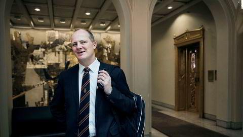 Ketil Solvik-Olsen var samferdselsminister fra 2013 til høsten 2018, da han flyttet til USA for en periode.