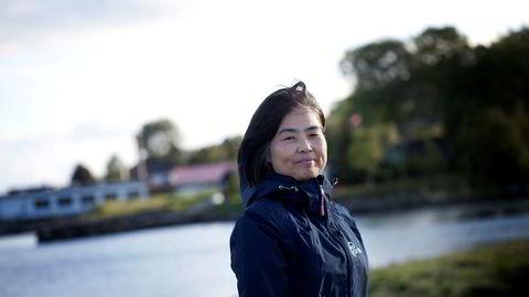 Yuhong Hermansen er daglig leder i familieselskapet Folke Hermansen og er en av Norges rikeste kvinner.