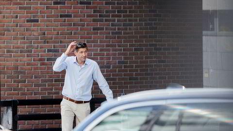 De tre Næringsspar-eierne innvilger seg et ekstraordinært utbytte på 15,6 millioner kroner etter et resultat etter skatt i fjor på 14,8 millioner kroner. Her er eier Bård Haukvik.