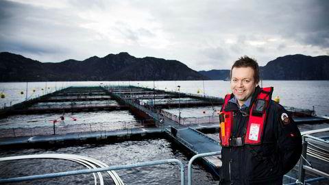 Takket være Marine Harvests lukrative opsjonsprogram tredobler konsernsjef Alf-Helge Aarskog grunnlønnen.