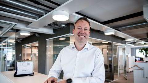 Nucleus kommunikasjonsbyrå har knekt koden for kommunikasjon. Administrerende direktør i Nucleus, Øyvind Løland.