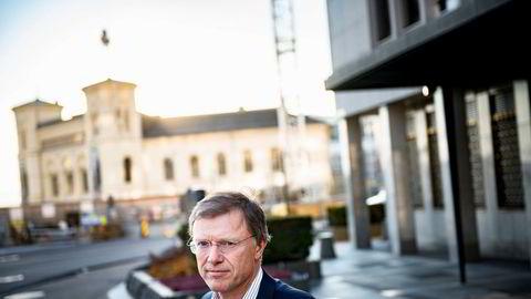 Peter Hermanrud, sjefstrateg i Sparebank 1 Markets, mener Pexip har truffet investorene på Oslo Børs på grunn av produktet det leverer.