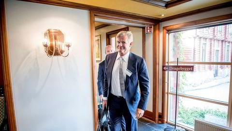 Tor Olav Trøim, John Fredriksens tidligere høyre hånd, startet Borr i 2016 og børsnoterte selskapet året etter med en markedsverdi på drøyt ni milliarder kroner.