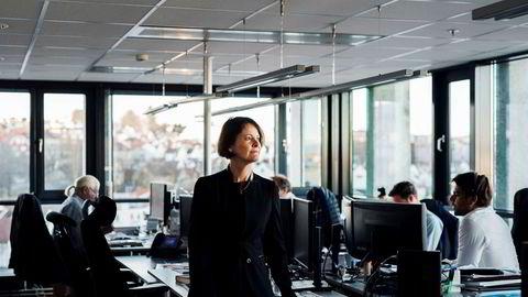 Investeringsdirektør Alexandra Morris i Skagenfondene tror ikke at markedet tror på en langvarig disputt, men mener likevel at det vil bli volatilitet dersom resultatet i viktige vippestater må behandles av rettssystemet.