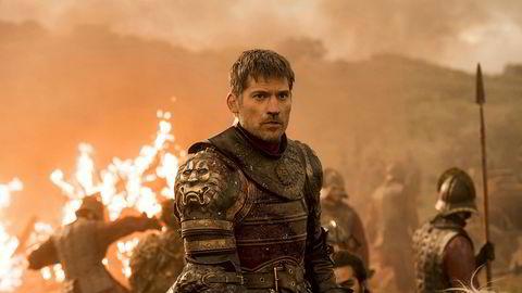 Tirsdag ble det kjent at HBO fikk hacket Game ig Thrones--materiale, og deler er lagt ut på nettet. Bildet viser Nikolaj Coster-Waldau sp, Jaime Lannister.