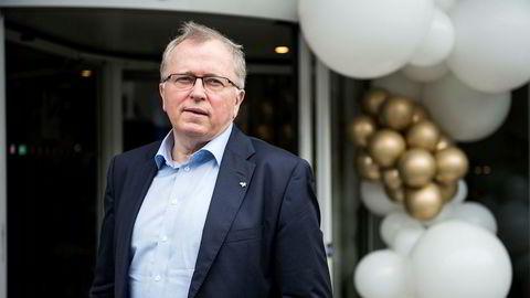 Konsernsjef Eldar Sætre varsler om et redusert Equinor i fremtiden.