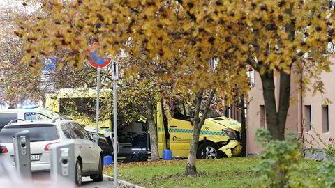 Den ville ferden endte her på Torshov i Oslo for ambulansekapreren.