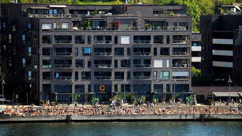 Sørenga samler store folkemengder i Oslo denne sommeren.