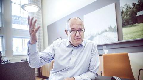 Trondheim NTNU Kybernitikk Kybernitikk er i vinden i mange bransjer og elevene har lyse jobbtider i møte. Rektor ved NTNU Gunnar Bovim.