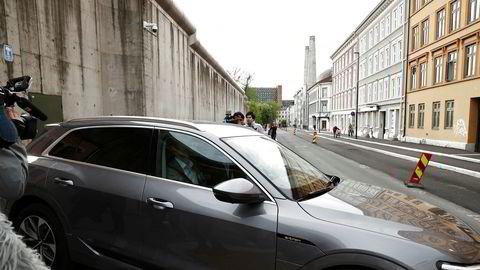 Tom Hagen ble fredag sluppet fra fra varetekt, etter at Høyesterett ikke ga politiet medhold i anken.