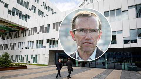 Espen Barth Eide (Ap) skal lede høringen i Stortinget.