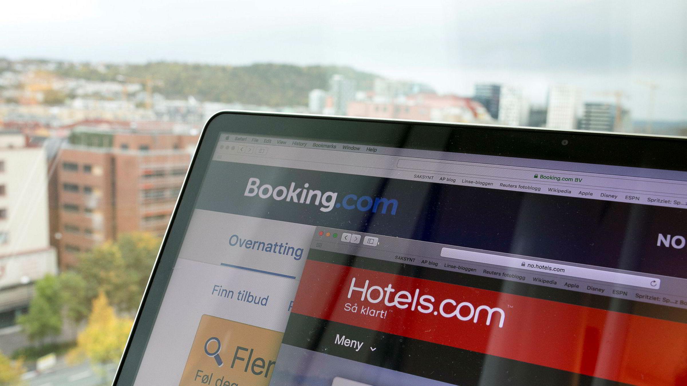 Skal hotellet komme inn på de store hotellportalene, kreves det som regel betaling. Man betaler for annonsering, og topplassering på resultatlistene koster enten rene annonsepenger eller provisjon til nettsiden, skriver innleggsforfatteren.