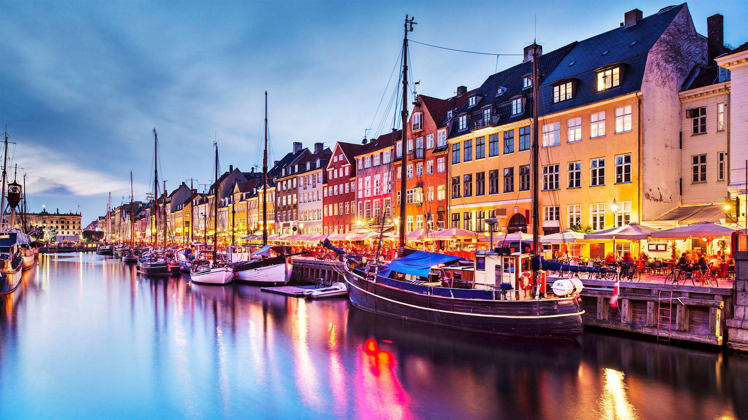 Hotelloperatørene i København, med Nyhavn (bildet) som et av de mest kjente landemerkene, har på kort tid gått fra store underskudd til milliardoverskudd.