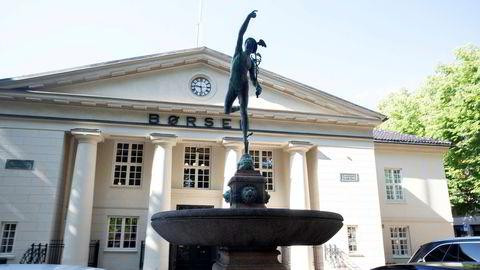 Hovedindeksen på Oslo Børs har steget rett over 26 prosent siden krakket i mars.