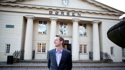 Kommunikasjonssjef Geir Harald Aase på Oslo Børs mener flere har fått øynene opp for Merkur Market.