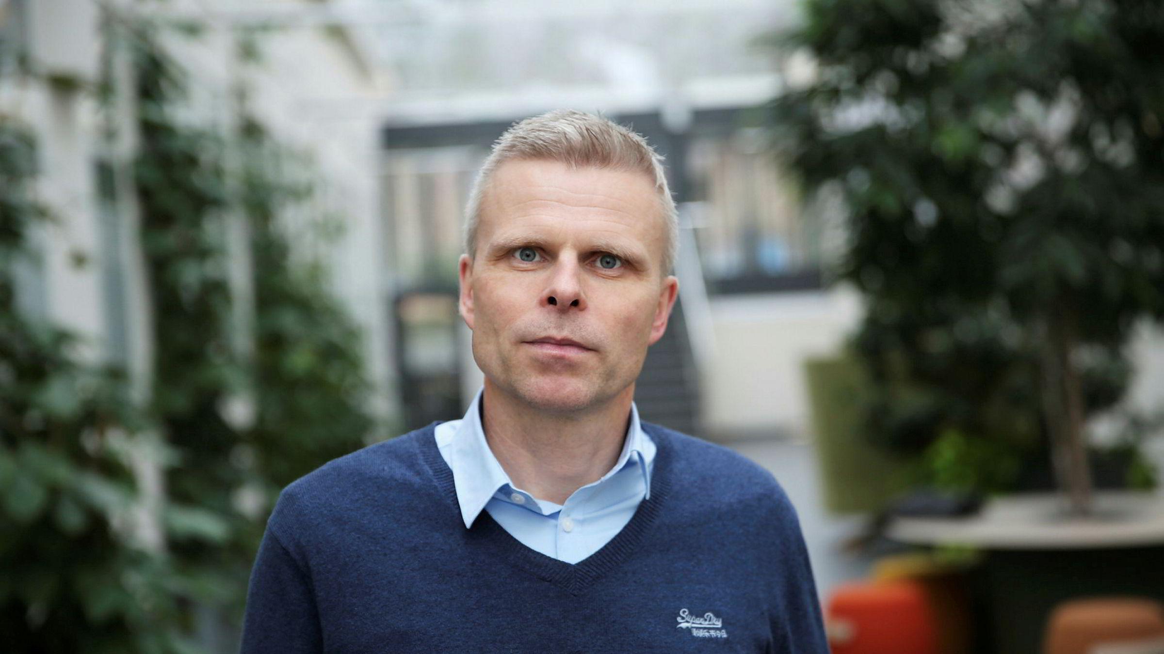 Bjørn Erik Sættem i Nordnet venter ingen ytterligere utsettelse av overgangsordningen for aksjesparekonto.